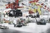 Завод JLR Солихалл починається з двох тижневого відключення як зниження продажів